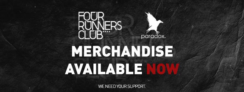 Four Runners Merchandise